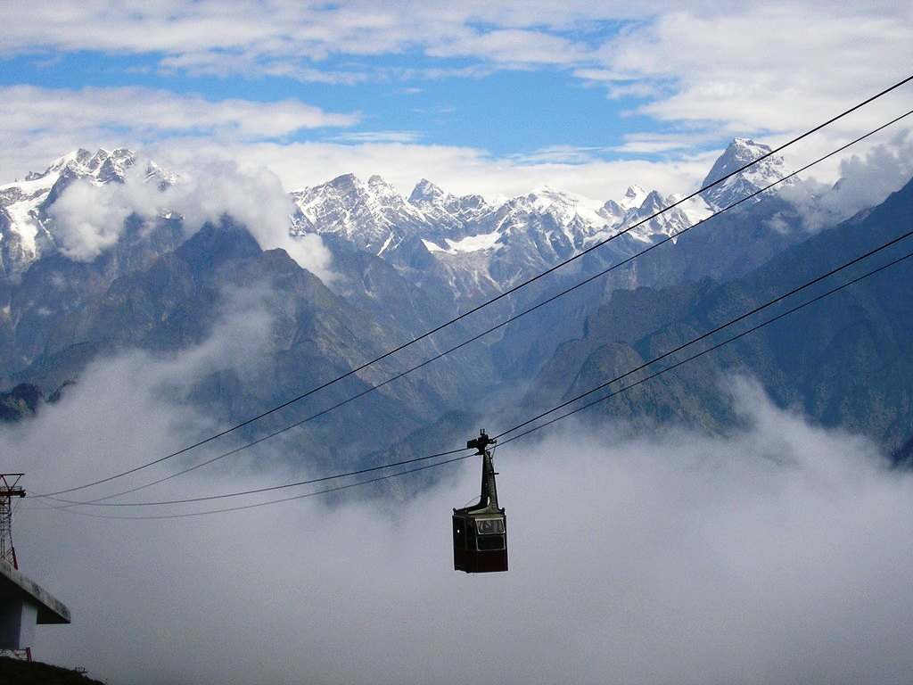 Auli, the ski destination of India! 3
