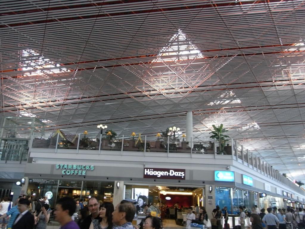Beijing Capital International Airport Image Credits: upload.wikimedia.org/wikipedia/commons/