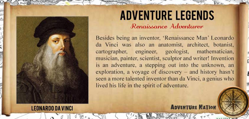 Renaissance Adventurer