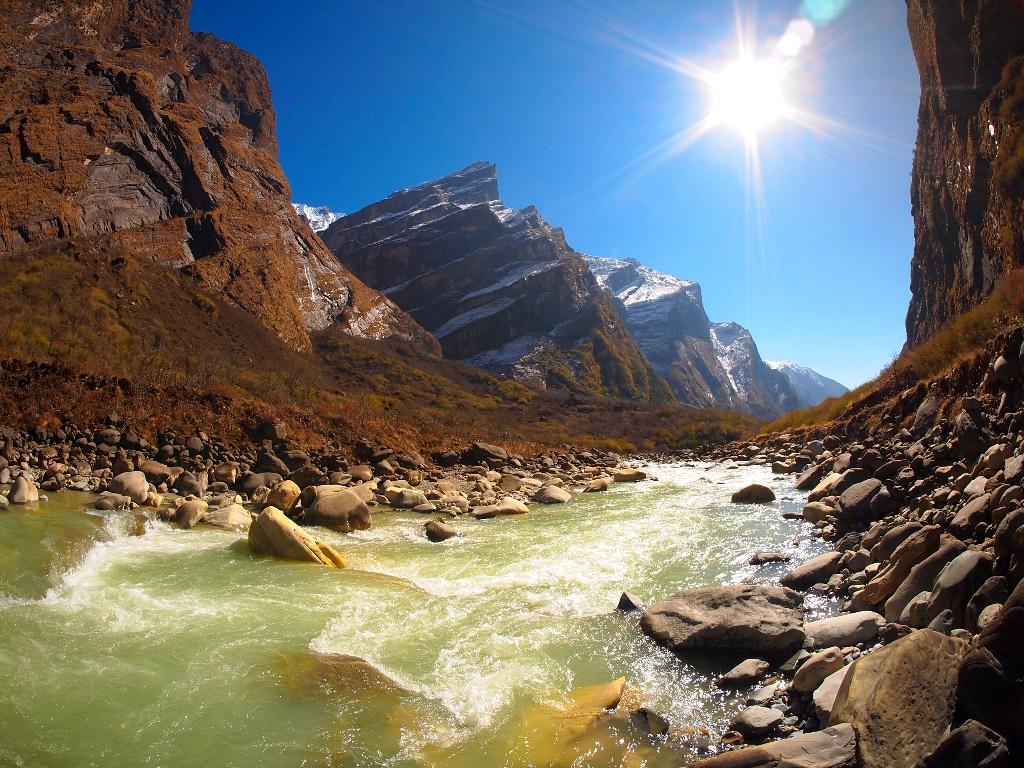 Annapurna - Nepal Himalayas