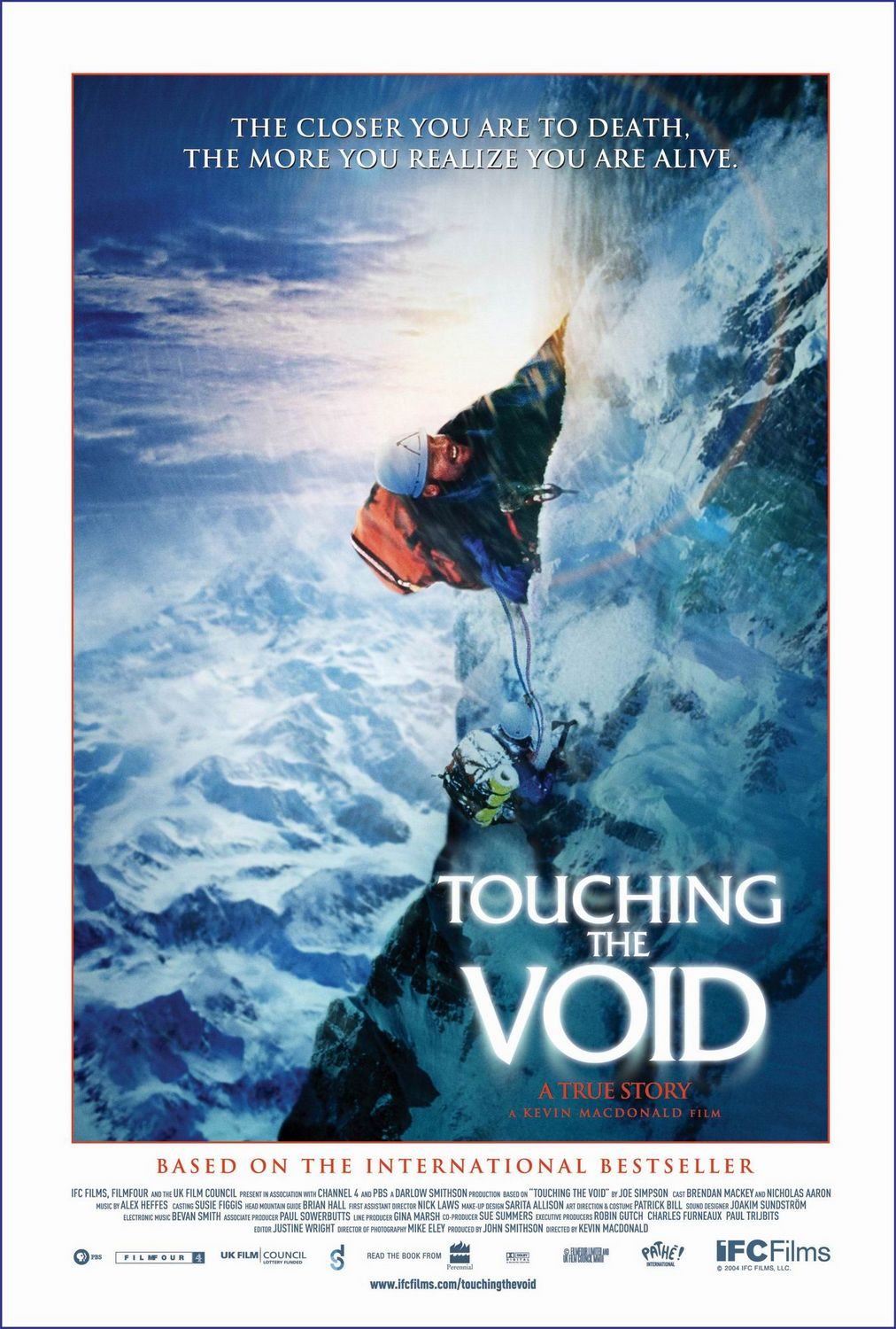 Touching the Void - Movie Poster!