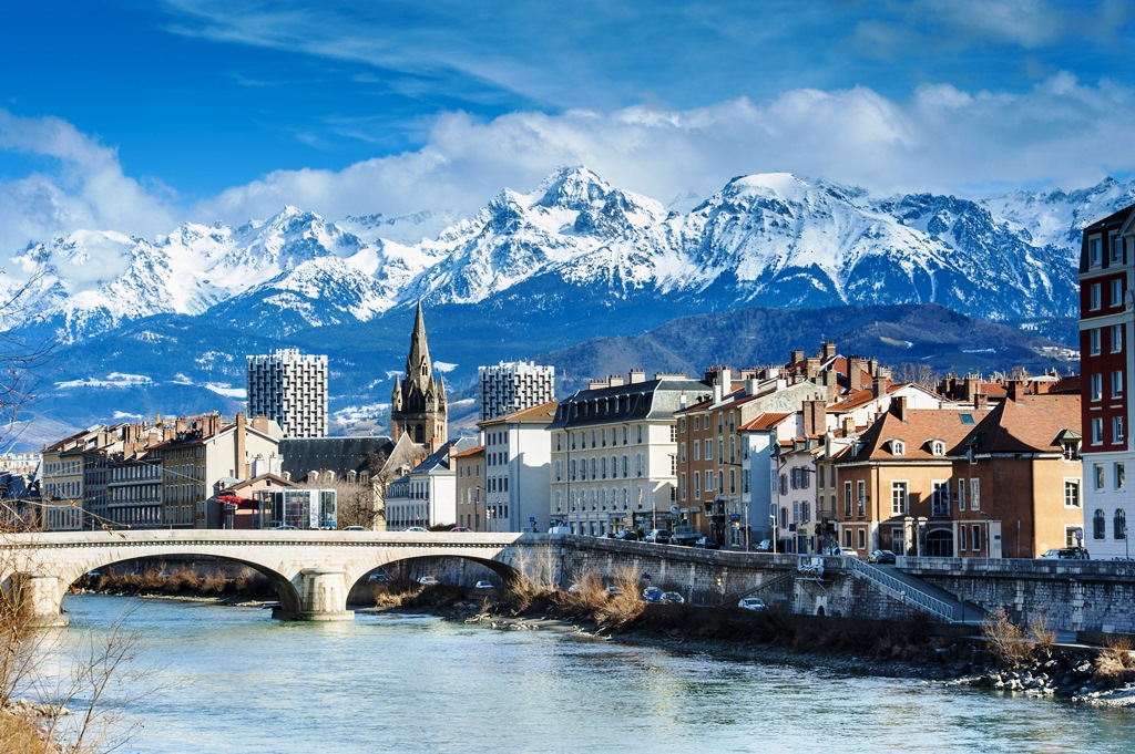 Grenoble, Switzerland