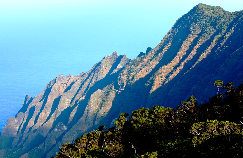 Kalalau Valley Trail