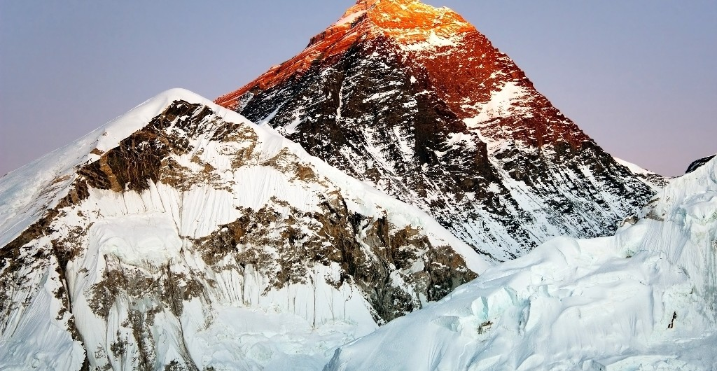 Mt. Everest in all its glory