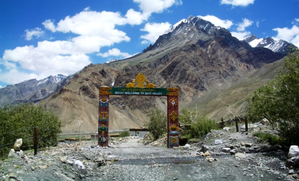 The ever-welcoming Spiti Valley