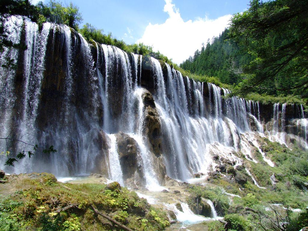 Pearl Shoal Waterfall China