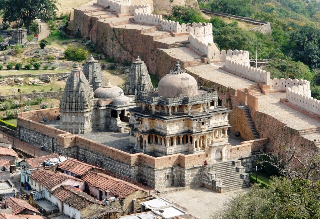 Kumbhalgarh Fort Wall