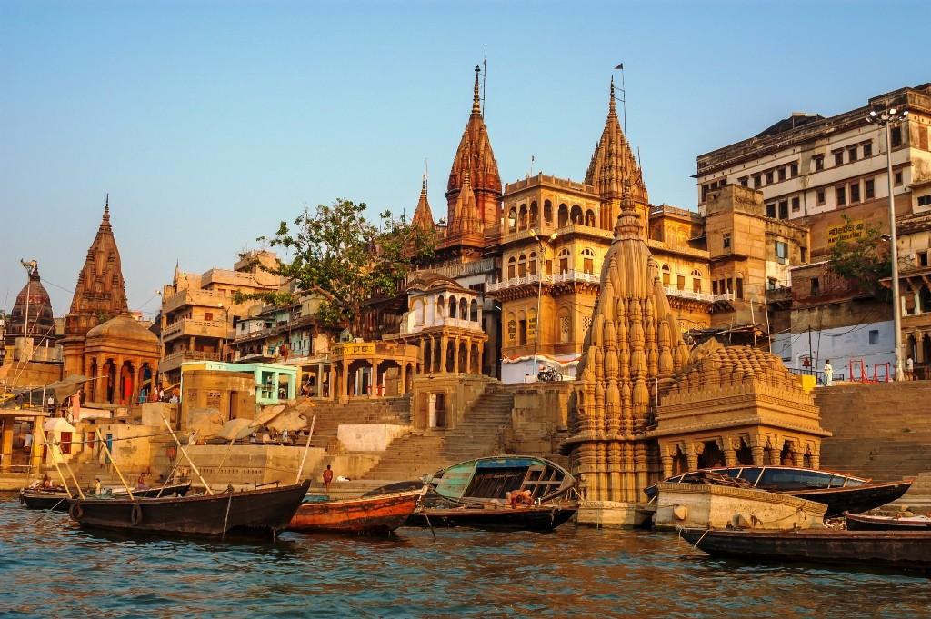 Vibrant Varanasi Ghats