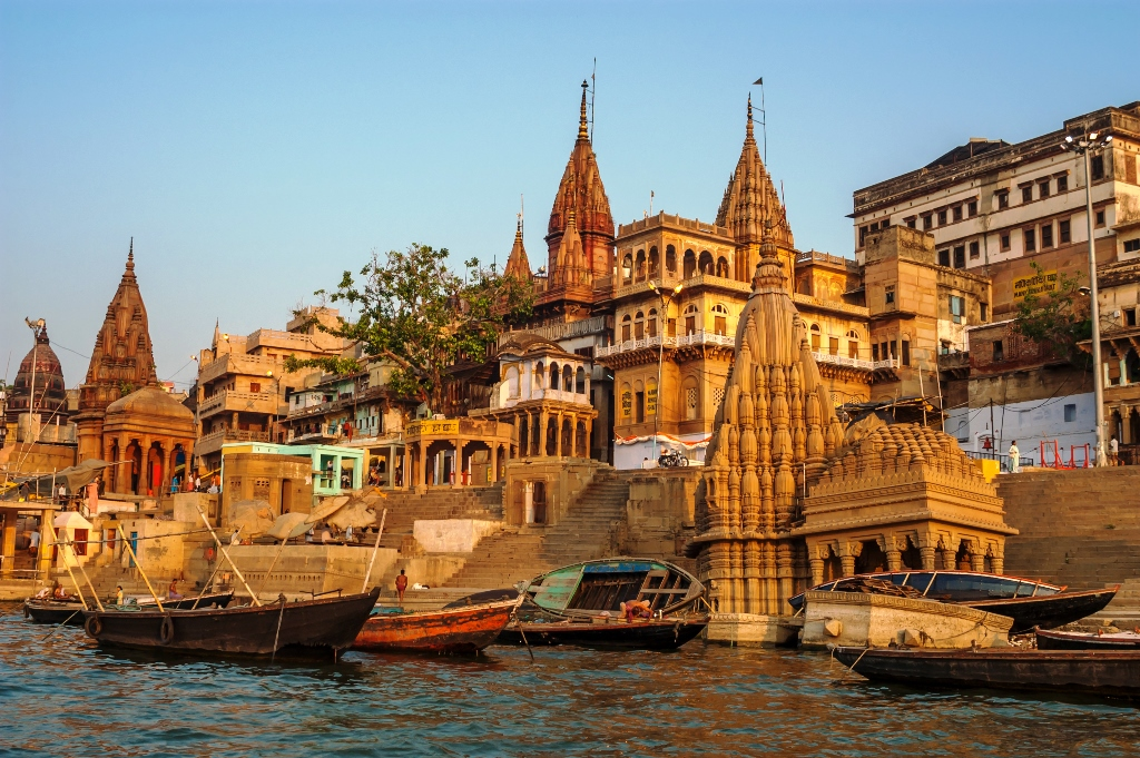 One of the oldest cities in the world - Varanasi
