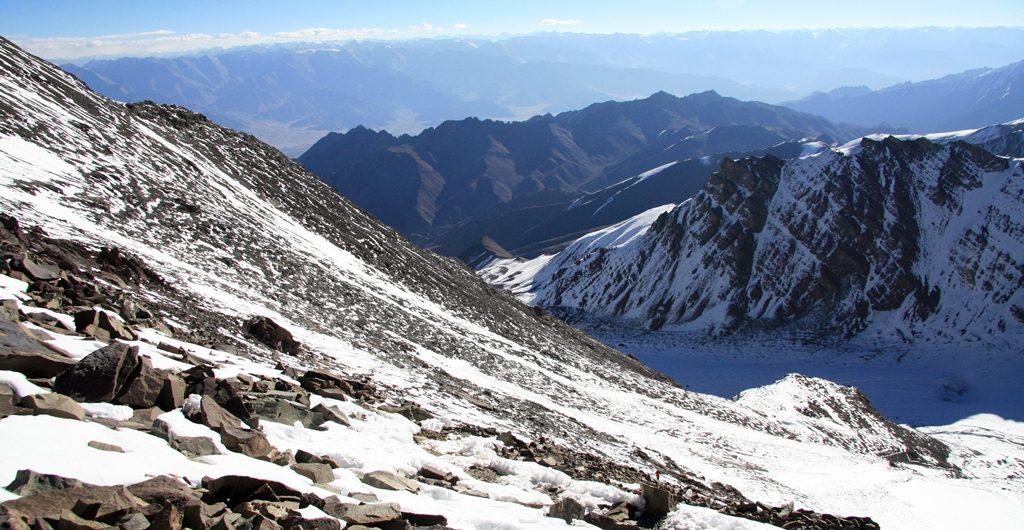 Trail on the Markha Valley Trek
