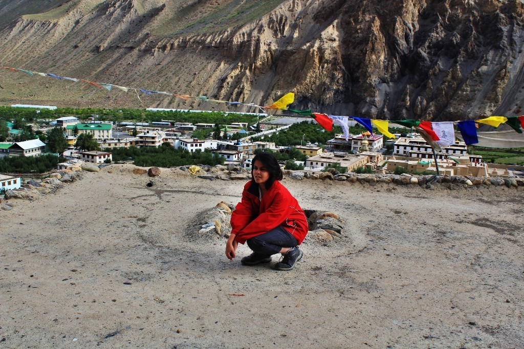 Mountains, Monasteries and Me :)