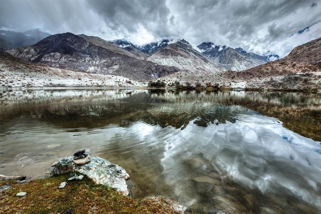 Yarab Lake