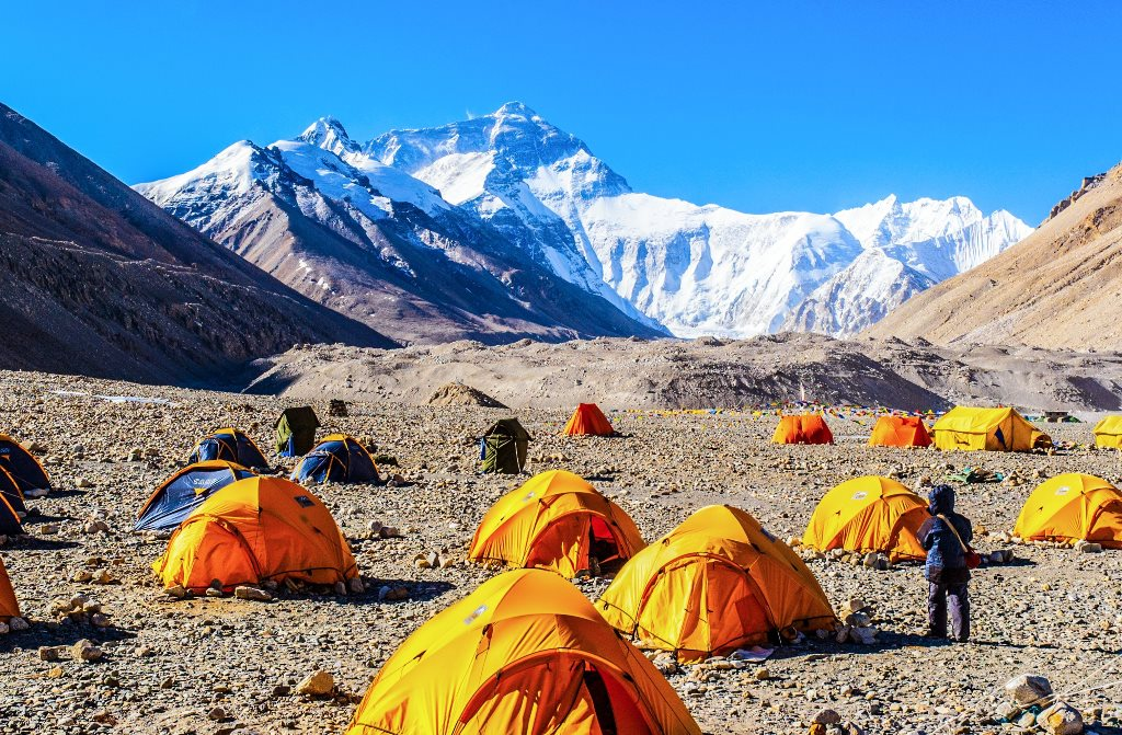 Everest Base Camp - On my Wishlist