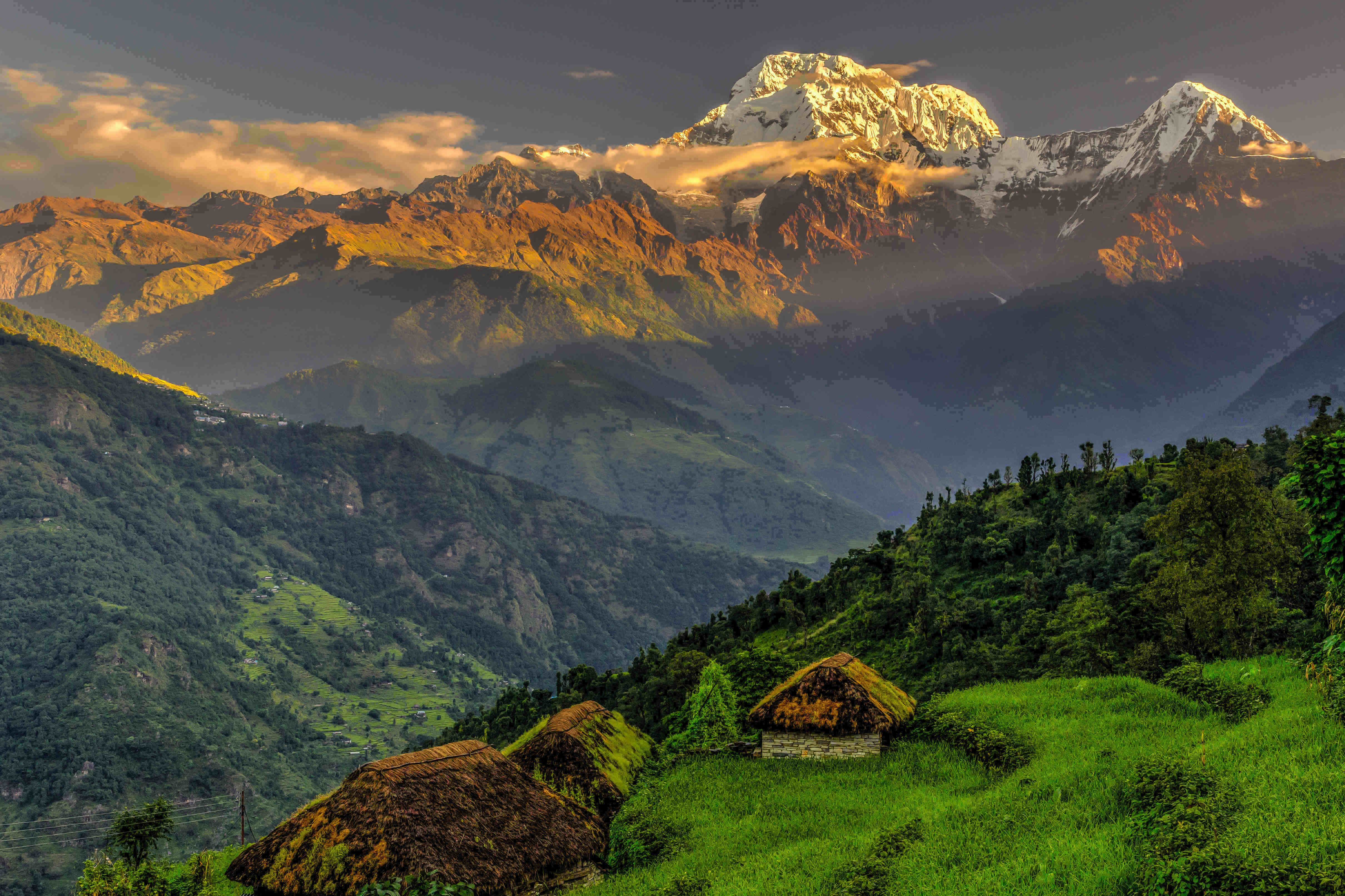 Popular Trekking Destinations in Nepal
