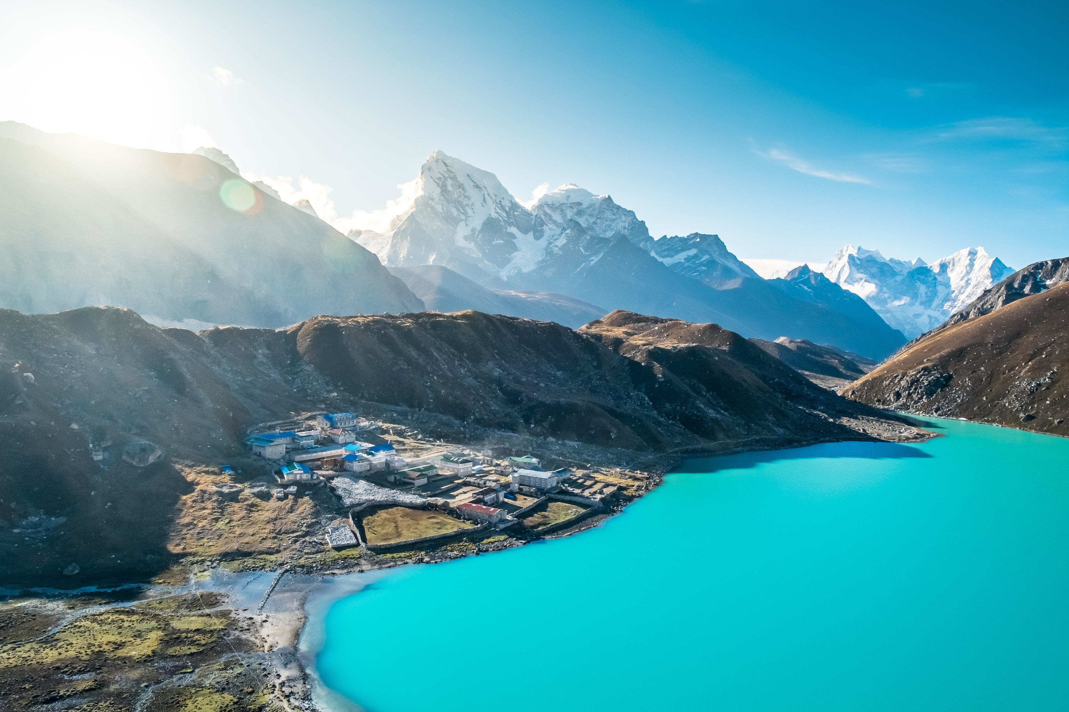 Gokyo Lakes and Gokyo Ri Trek in Nepal
