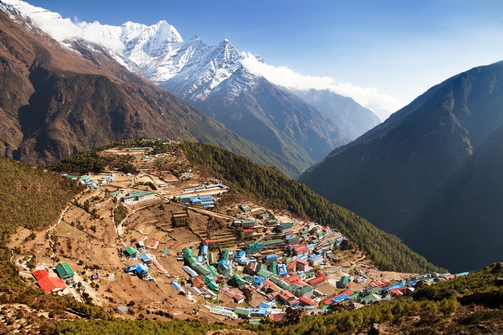 Spend a day or two in Namche Bazar; acclimatize while having fun exploring really popular tourist spots!