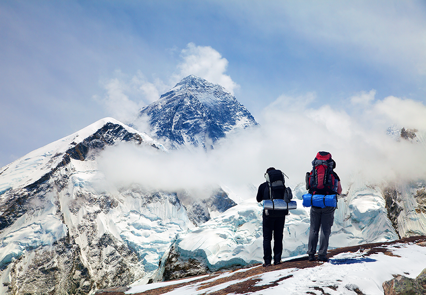 How to prepare for high altitude trek